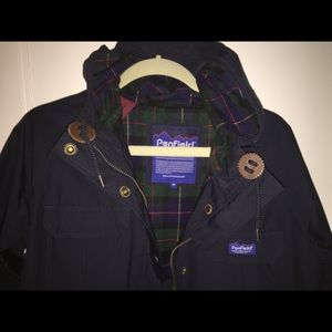 Penfield Navy Jacket from Madewell - medium